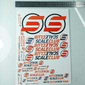 SCALECLUB LOGO Sticker