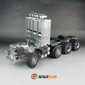 SCALECLUB 1/14 SCANIA 8x8 slt chassis