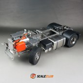 SCALECLUB 1/14 SCANIA 4x2 4x4 chassis